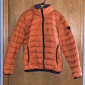 Guess Jackets & Coats - Orange Guess Winter Jacket